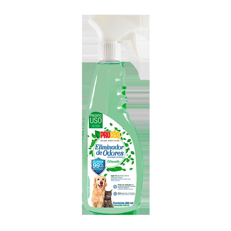 Eliminador de odores - procão