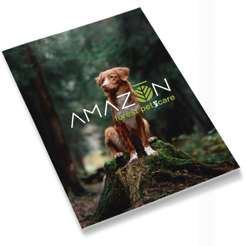 Amazon forest pet we care - procao