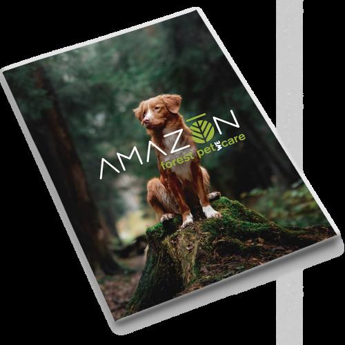 Amazon forest pet we care - procao